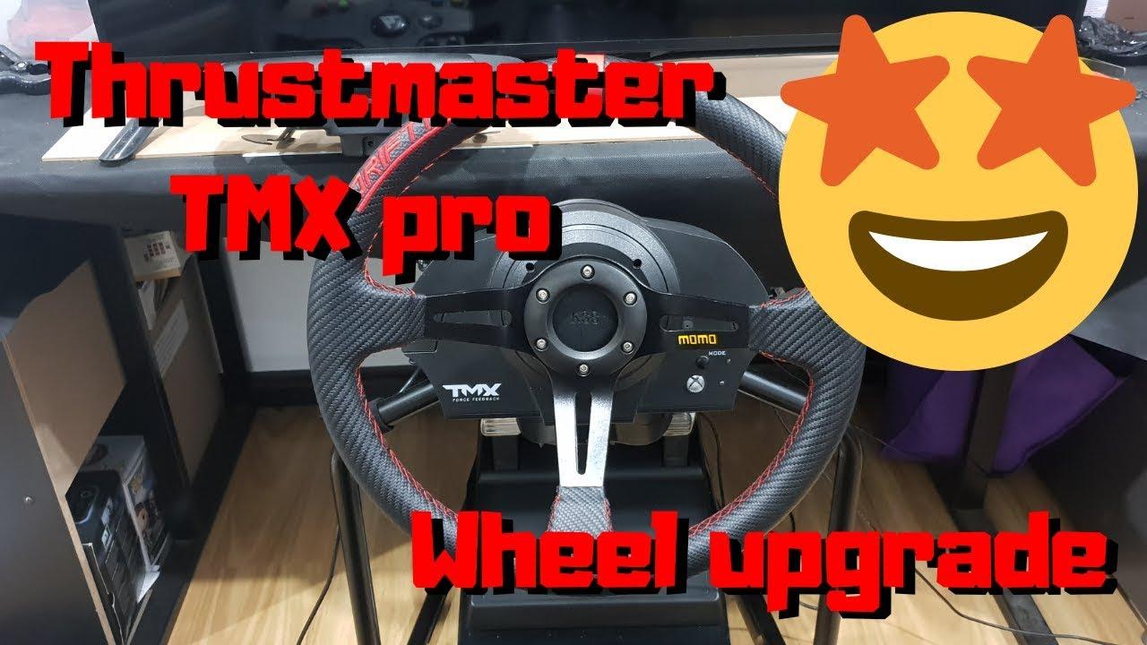 Thrustmaster TMX pro wheel upgrade