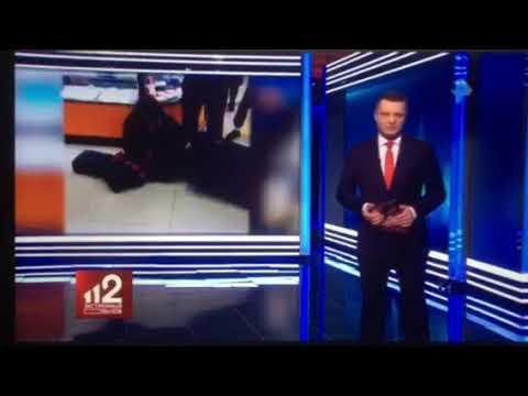 Сюжет Рен ТВ о ситуации в ТЦ Гренада в Люберцах.