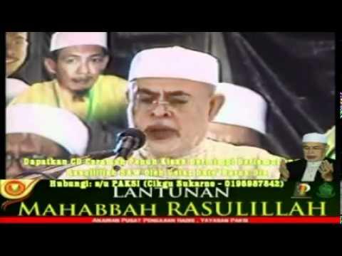 Mimpi Dr. Haron Din Jumpa Nabi Muhammad SAW