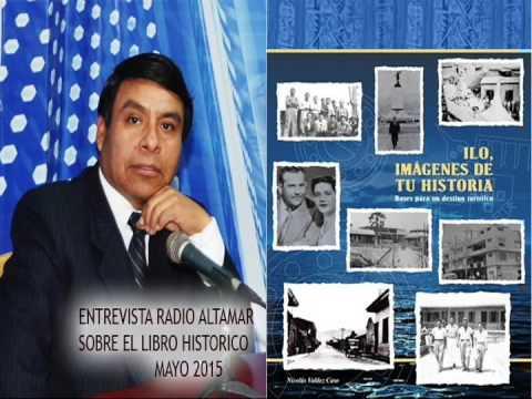 NICOLÁS VALDEZ CASO, ILO IMÁGENES DE TU HISTORIA, RADIO ALTAMAR