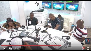 #LIVE: SPORTS ARENA NDANI YA WASAFI FM - FEBRUARY 24. 2020