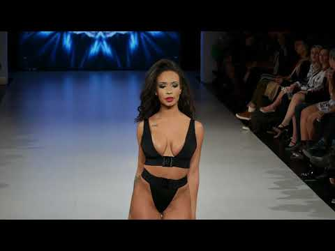 Nice look #4 in Vanity Couture Collection at Fashion Art Toronto 2018