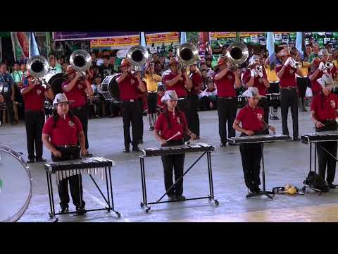 San Carlos City Fiesta 2019 University of Luzon DBC c1