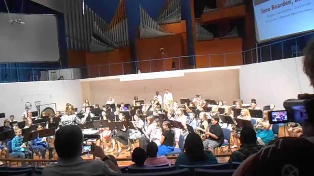 Texas Tech Band and Orchestra Camp 2014 - Middle School ...