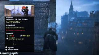 Assassins Creed: Syndicate - How To Get the Black Leather Gauntlet Schematic