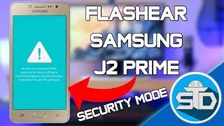Como Flashear, Desbriquear o Revivir El Samsung Galaxy J2 Prime SM-G532M, SM-G532F y SM-G532G