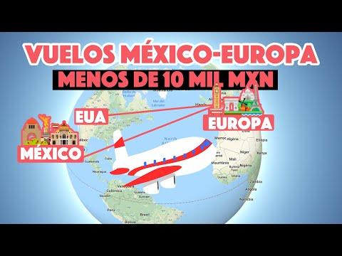 Vuelos Baratos A Europa Desde México Y EUA (cualquier Temporada)