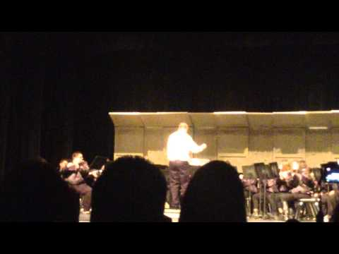 La Merced Intermediate Band song Theme from Brahms symphony