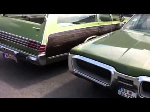 1972 & 1973 Plymouth Fury Sport Suburban