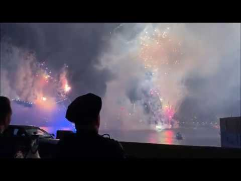 The 43rd Annual Macy's 4th of July Fireworks