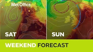 Weekend weather - How long will the heat last? 27/06/19
