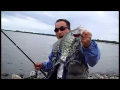 Heidecke lake crappie fishing youtube for Heidecke lake fishing report