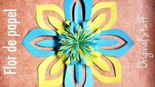 Repeat youtube video Flor de papel - Original Stuff