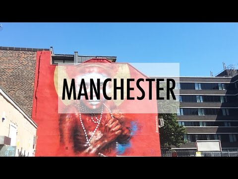 Travel Vlog:  Manchester's Northern Quarter
