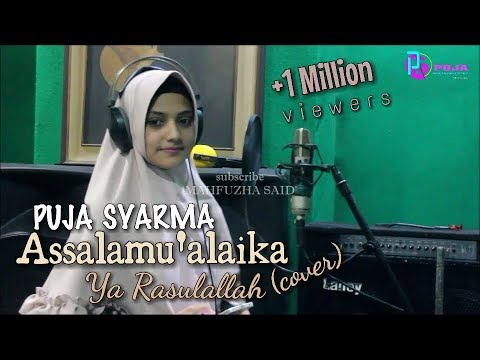 Assalamu'alaika (Cover) Puja Syarma Mp3