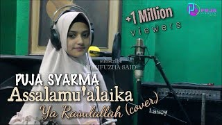 Video Assalamu'alaika (Cover) Puja Syarma download MP3, 3GP, MP4, WEBM, AVI, FLV Mei 2018