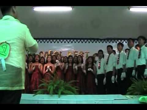 IV-Copernicus Manila Science High School Carol Fest 2011 Finals