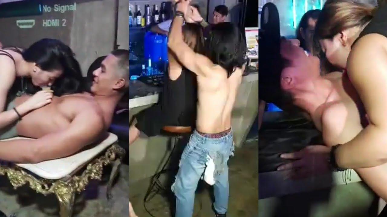 Asian Lap Dance