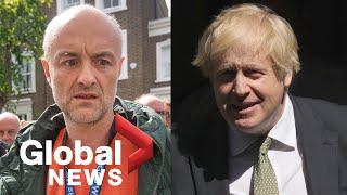 Coronavirus outbreak: Boris Johnson defends top advisor on 400 km trip during lockdown | FULL
