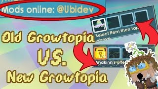 Old Growtopia vs. New Growtopia | Growtopia