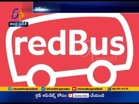 APSRTC cancelled MoU Red Bus Online Ticket Booking