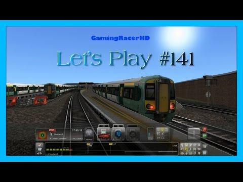 Train Simulator 2015 - Let's Play #141 - Horsham Split (Bognor Regis Section) [1080p 60FPS]