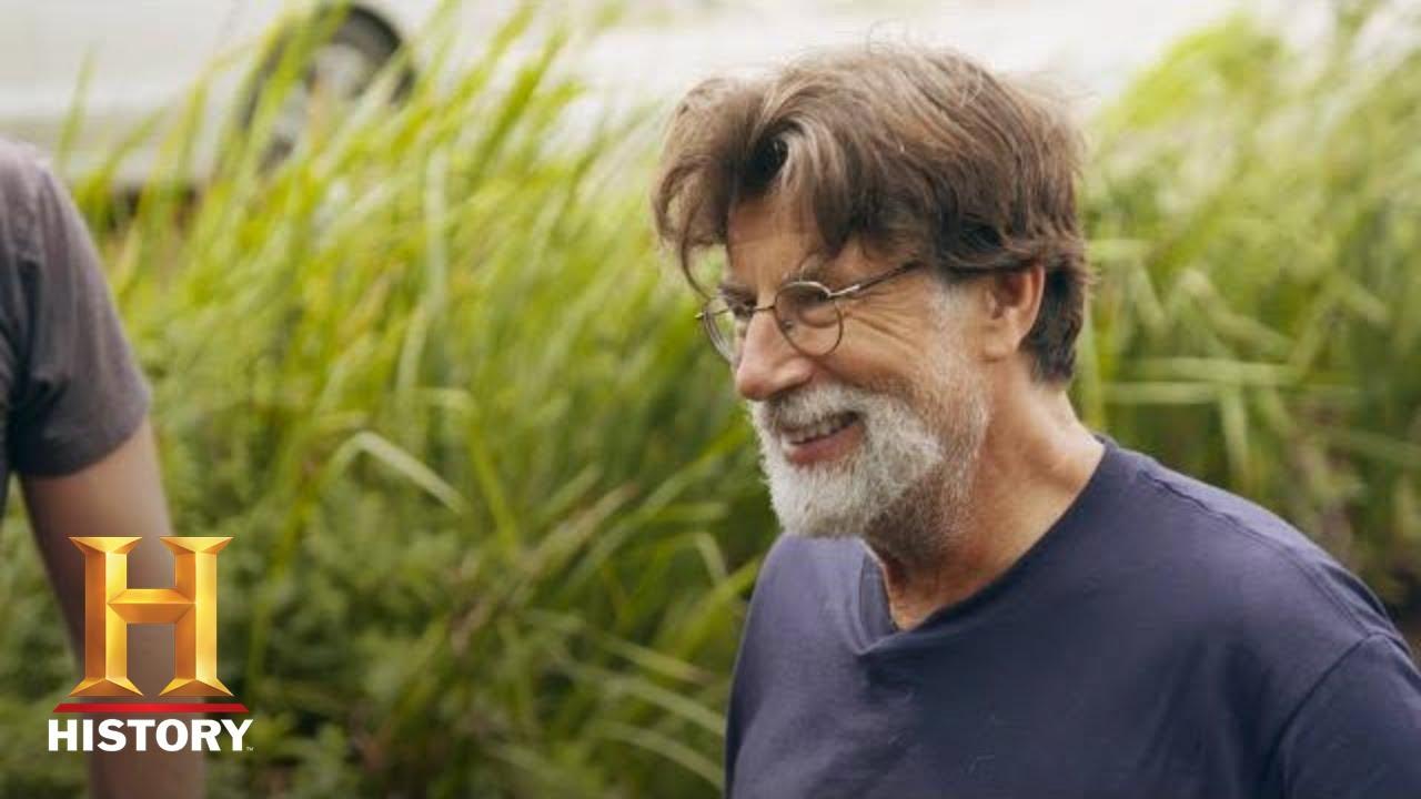 The Curse of Oak Island: Secret Slipway Unearthed Near Money Pit (Season 8) | History