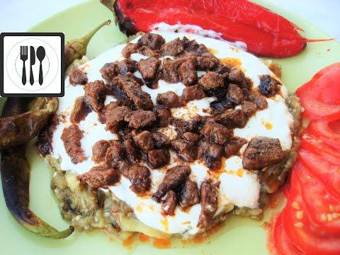 Турецкий кебаб со сладким