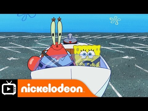 SpongeBob SquarePants | Driving Lessons | Nickelodeon UK