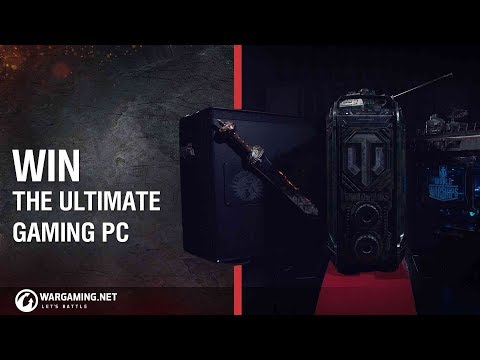 Win the Ultimate Gaming PC
