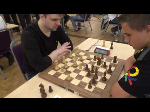 Into the endgame from the beginning: Fedoseev - Pogosyan, Ruy Lopez blitz chess