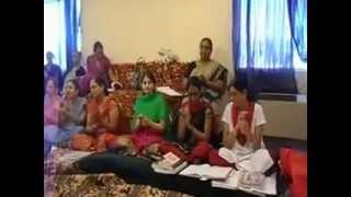 SHREE RAMKABIR MANDIR MAHILA BHAJAN MANDAL AT MANISHA S. BHAKTA MOTEL 03