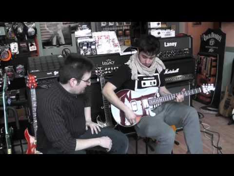 DEMO ErnieBall Music Man 25th Anniversary - Guitars & co.