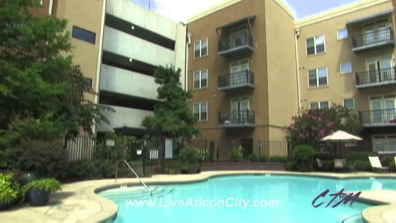 Icon City | Atlanta GA Apartments | Greystar Apartments   YouTube