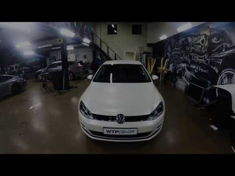 WTP Dekor Professional Vehicle Wrap Installer - Golf 7 - Sat