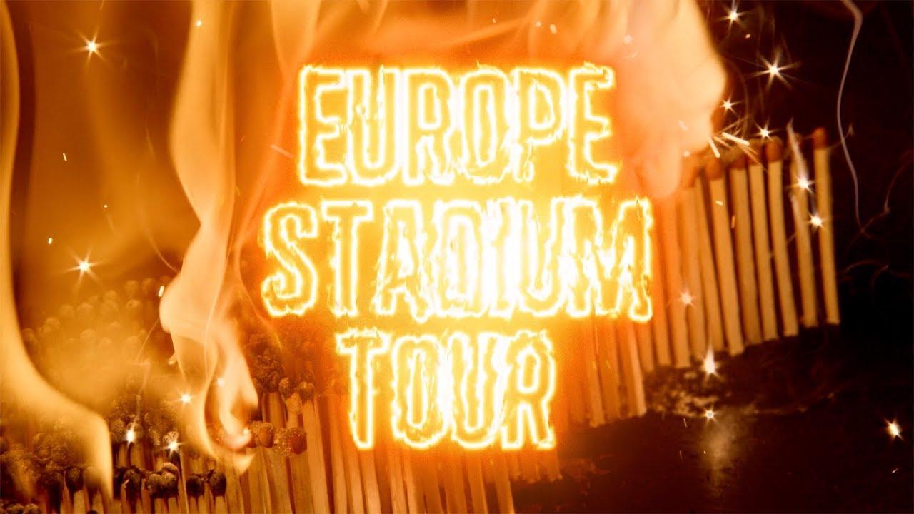 Rammstein Europe Stadium Tour 2019 Trailer I Youtube
