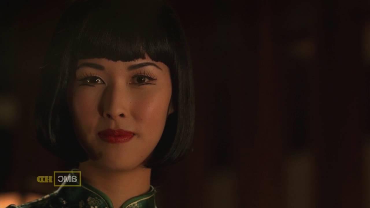 Ling, Mad Men, Season 2, Episode 2, Flight 1, # ...