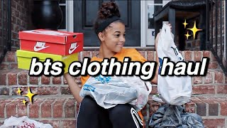 BACK TO SCHOOL CLOTHING HAUL! | Azlia Williams