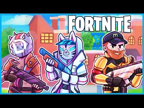 *EVERYTHING NEW* in FORTNITE SEASON 10! (Tier 100 Battle Pass, Factories, Dusty Depot, Mechs!)