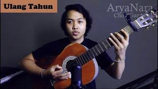 Chord Gampang (Ulang Tahun - JAMRUD) by Arya Nara (Tutorial)