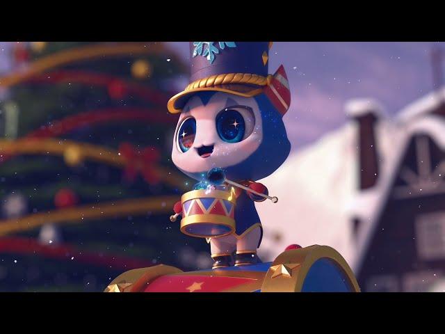 Summoners War 2020 Christmas Cinematic