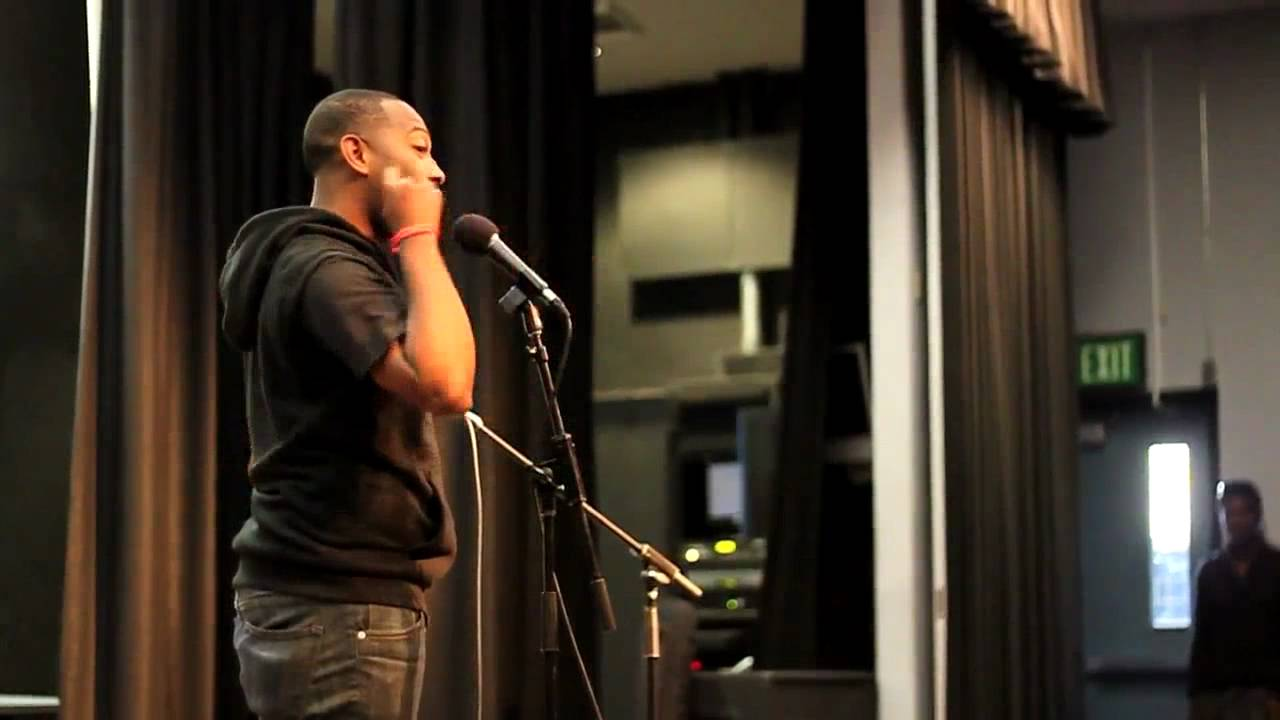 Love Poem Medley By Rudy Francisco At Mira Costa College