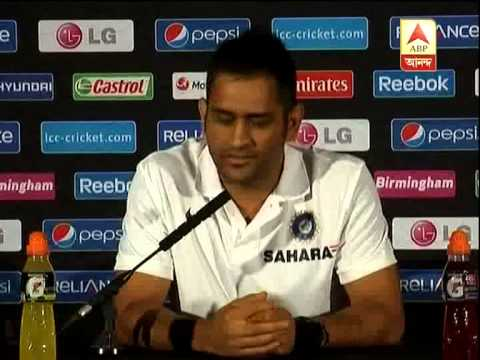 Finaly Dhoni breaks his silence on Spot fixing controversy