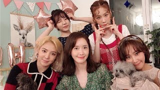 Girls Generation OH! GG  So Cute and Lovely  For Online Home Party  New Ep update