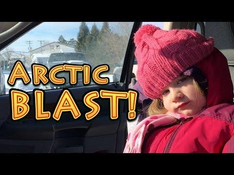 Arctic BLAST on the Homestead