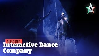 Interactive Dance Company: romanticismo tecnologico