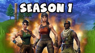 SEASON 1 SKINS sont de retour! 😱 - RENEGADE RAIDER vient au SHOP! - Fortnite Bataille Royale