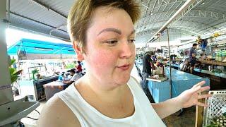 Таиланд 41 Нашли рынок фруктов в Паттайе там ШИКАРНЫЕ ЦЕНЫ КАК выбрать КАК есть КАК везти