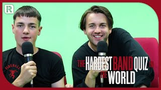 Boston Manor - The Fireball Hardest Band Quiz In The World