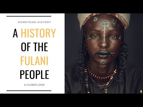 History Of The Fulani People